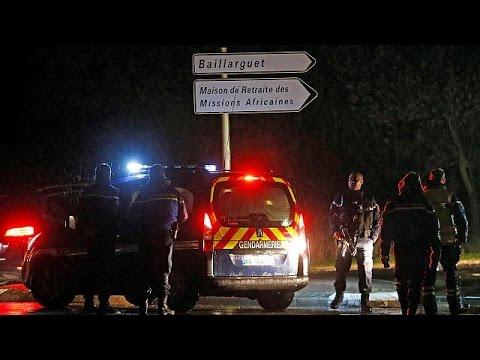 Οι γαλλικές αρχές αναζητούν το δράστη της επίθεσης σε οίκο ευγηρίας