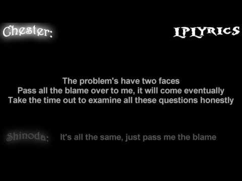 Linkin Park - Blue (1998 Unreleased Hybrid Theory Demo) [Lyrics on screen] HD