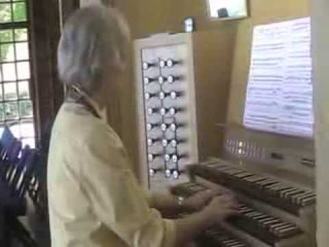 Organ Recital at BYU – Jerusalem