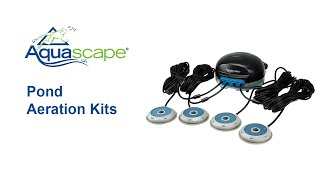 Aquascape Pond Aeration Kits
