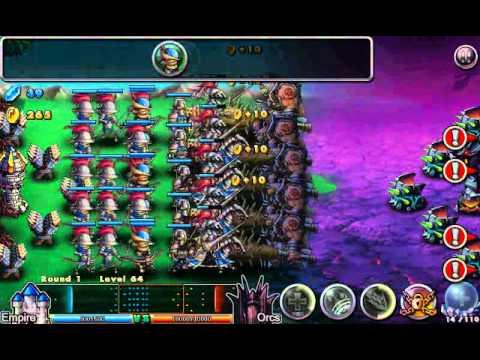 Video of Empire VS Orcs