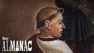 Why monks had that haircut