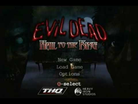 evil dead hail to the king dreamcast review