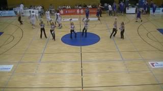 Jevonte Hughes German Game 2016-17'