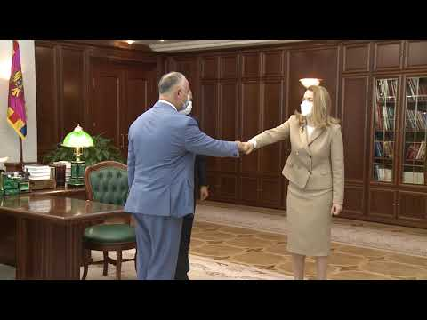 Șeful statului a semnat Decretul cu privire la numirea unui nou Ambasador al Republicii Moldova în Confederația Elvețiană