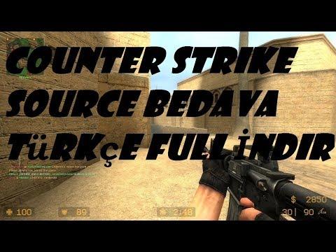 Counter Strike Source Bedava Türkçe Full İndir - 2018 - Güvenilir - Ücretsiz - Nasıl Kurulur - Sesli