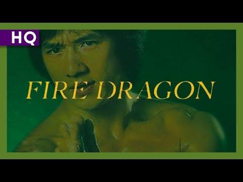 Fire Dragon (1986) Trailer