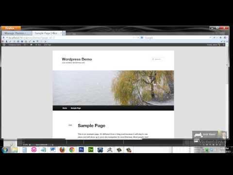 Customize any WordPress Theme (Part 3)  – Child Themes
