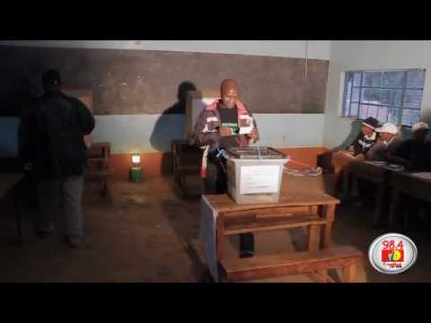 Kangema by-election kicks off