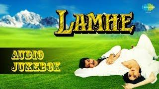 Lamhe [1991] Film Songs | Anil Kapoor, Sridevi | Best Bollywood Songs | Jukebox