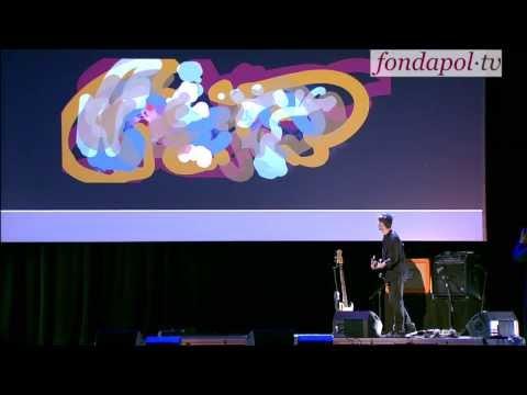 MONSIEUR QQ, artiste peintre et DGELMIX, rock français/one man band