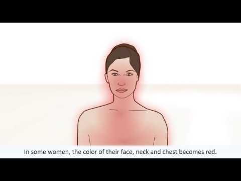 女生高潮生理反應 3D動畫解說