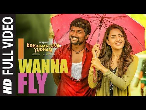 Video I Wanna Fly Full Video Song || Krishnarjuna Yudham Songs || Nani,Hiphop Tamizha | Telugu Video Songs download in MP3, 3GP, MP4, WEBM, AVI, FLV January 2017