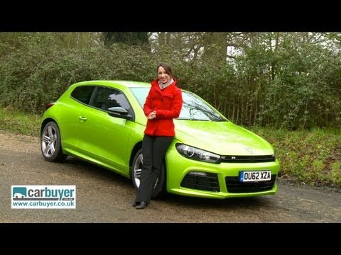 Volkswagen Scirocco R coupe review - CarBuyer
