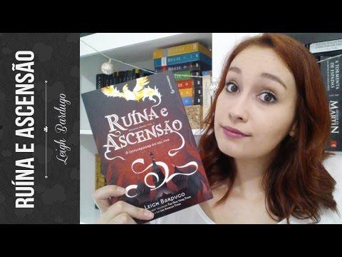 #RESENHA: Ruína e Ascensão - Leigh Bardugo   VEDA #14