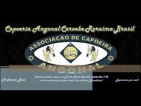 Grupo angonal em Caroebe-RR do Professor Dias