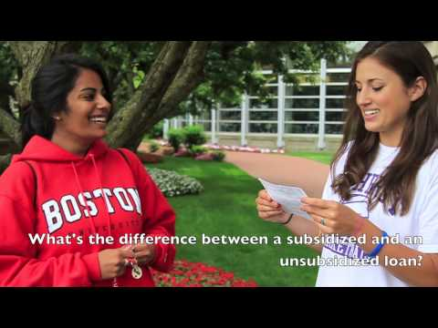 Loans: private vs federal, subsidized vs unsubsidized, and Stafford Loans - College on the cheap