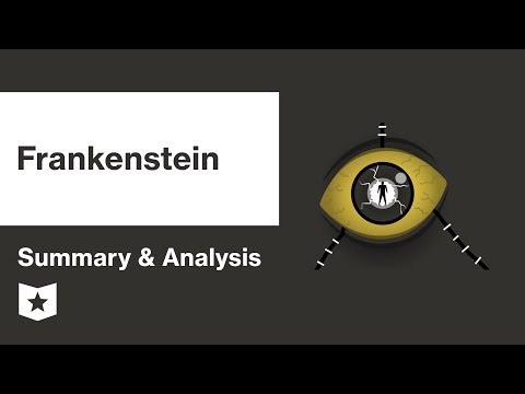 Frankenstein by Mary Shelley | Summary & Analysis