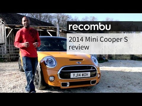 2014 Mini Cooper S Review: Bigger really is better (видео)