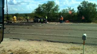 Zapata (TX) United States  city photos : Bad truck accident in zapata Tx