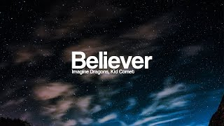 Video Imagine Dragons - Believer (Remix) [Bass Boosted] MP3, 3GP, MP4, WEBM, AVI, FLV Mei 2018