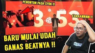 Video GILAA !! GRAND BEATBOX BATTLE 2019 MULAI !! BEATBOXER KANADA BIKIN PENONTON PECAH !! - SansReaction MP3, 3GP, MP4, WEBM, AVI, FLV April 2019