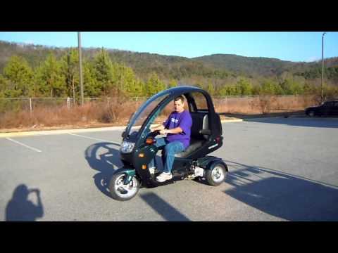 Auto Moto 3 Wheel Scooter