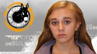 Video Sister Of Charleston Shooter Dylann Roof Arrested For Bringing Weapons To School Walkout MP3, 3GP, MP4, WEBM, AVI, FLV Juni 2018