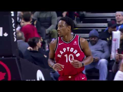 DEMAR DEROZAN ON MID-RANGE