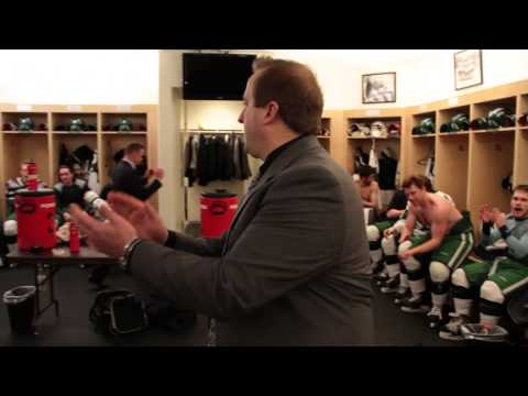 Plymouth State Men's Ice Hockey -- Road to the Finals