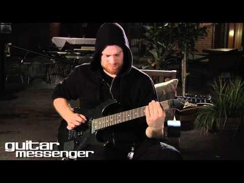 Per Nilsson - Scar Symmetry: GuitarMessenger.com Masterclass 1 of 2