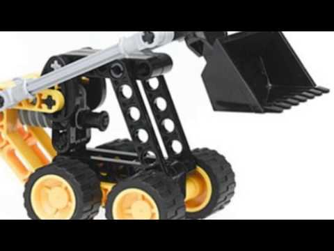 Video Video advertisement of the Technic Mini Loader