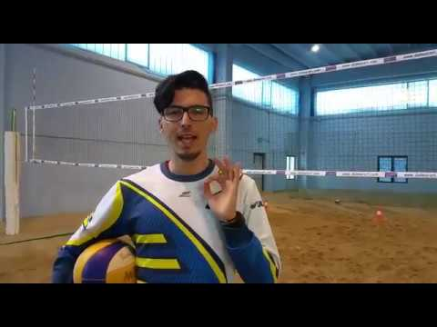 I segreti del beach volley: quinta lezione VIDEO | Mosciano
