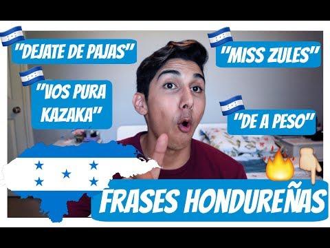 FRASES HONDUREÑAS | ANDREW SALINAS