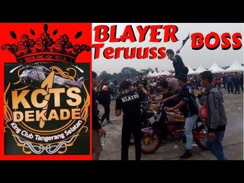 GASS POLL Acara RX King Tangerang 1 Dekade KCTS di SKADRON21