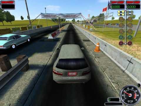 Hot Rod - Garage to Glory - Gameplay