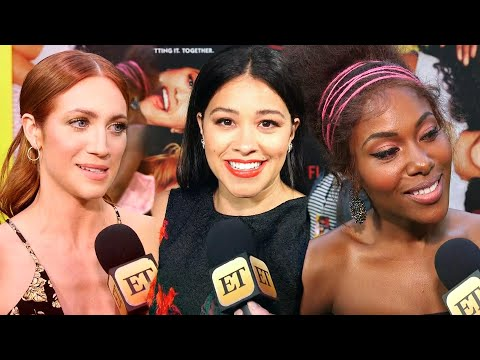 'Someone Great': Gina Rodriguez, DeWanda Wise and Brittany Snow Break Down Selena Scene (Exclusiv…