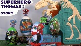 Superhero Thomas