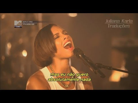 Alicia Keys - If I Ain't Got You (Tradução)