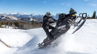 10. Ams - Motoneige - Ski-doo Expedition Xtreme 800 2016 - Introduction