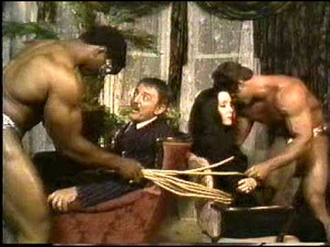 ADDAMS FAMILY TV-Movie Muscle Men (1977)