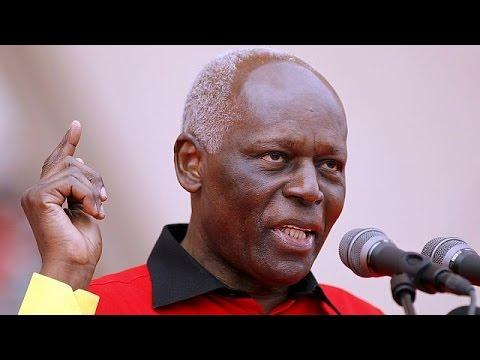 Ανγκόλα: Αποσύρεται το 2018 ο «αιώνιος» πρόεδρος Ντος Σάντος