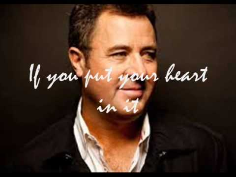 Vince Gill  -  When Love Finds You  ( Audio - Lyrics )