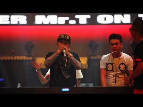 Mr T với màn trình diễn Beatbox ấn tượng trong đêm KENT KNOCK- OUT [New Phuong Dong Club]