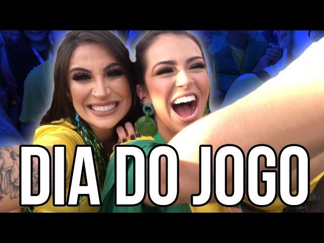 PRIMEIRA VEZ EM UM ESTÁDIO DE FUTEBOL! - Boca Rosa