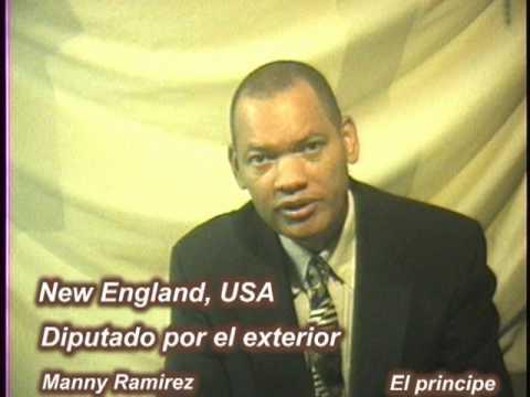 Manny Ramirez Diputado por el exterior