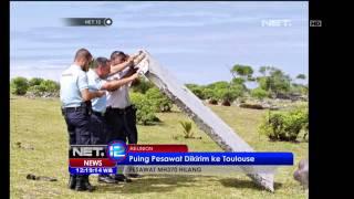 Video Warga Menemukan Botol Berbahasa Indonesia, Pesawat MH370 Hilang - NET12 MP3, 3GP, MP4, WEBM, AVI, FLV November 2018