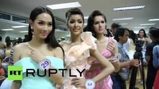 Video Thailand: Transgender beauty pageant heats up Pattaya MP3, 3GP, MP4, WEBM, AVI, FLV Maret 2019