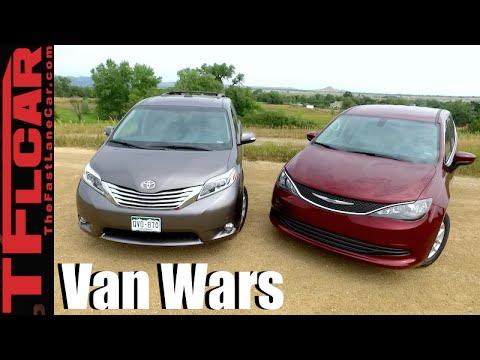 Toyota pacifica фотка