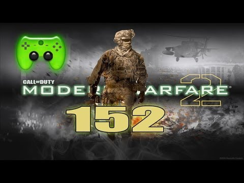 MODERN WARFARE 2 # 152 - Storm Battle ohne G18 «»  Let's Play Modern Warfare 2 | HD
